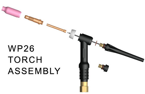 WP26 Torch Assembly